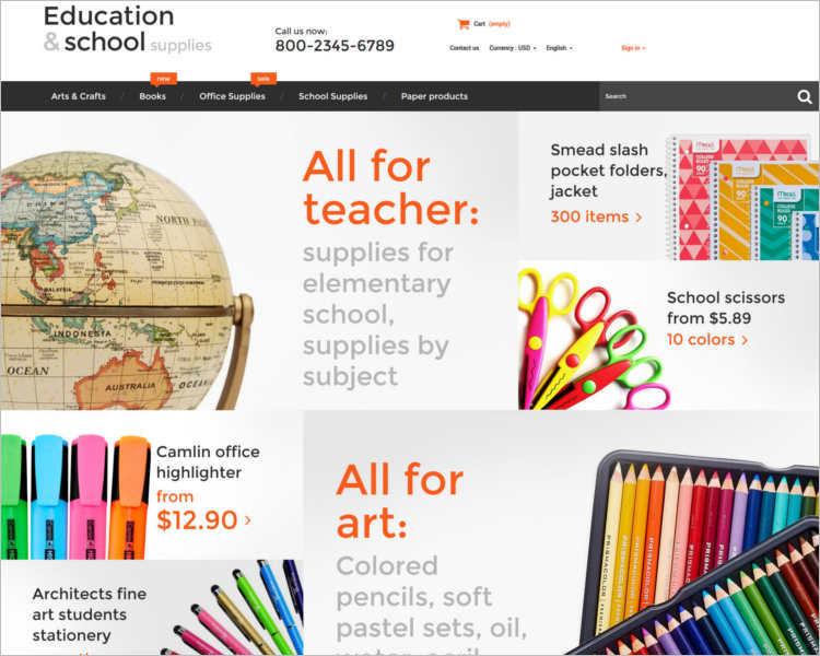 education-products-prestashop-theme-templates
