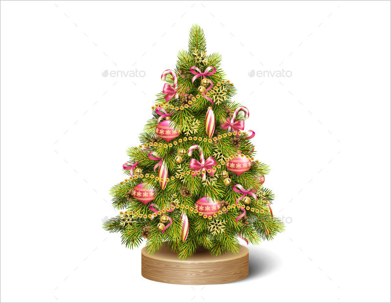 15 christmas tree decoration ideas free design templates Sample christmas tree decorating ideas