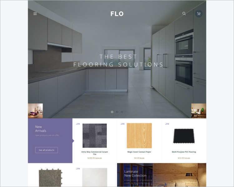 flo-opencart-template
