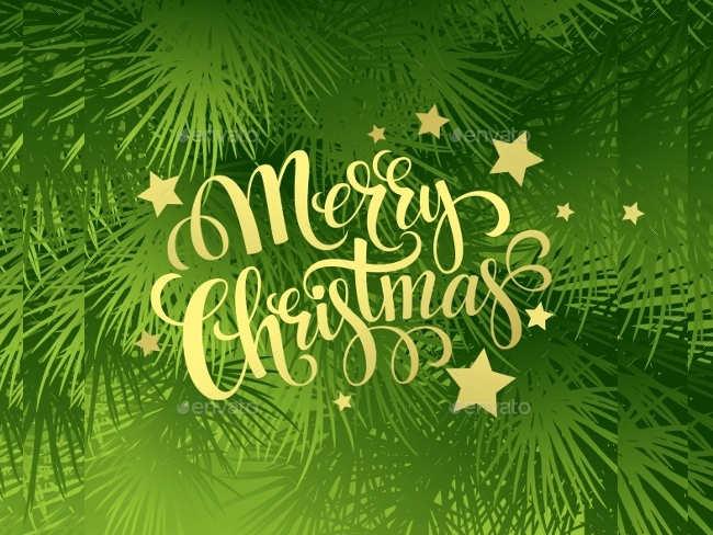 fir-tree-christmas-greeting-texture