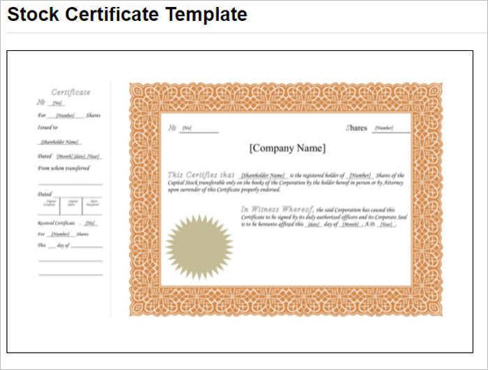 free-premium-stock-certificate-template-pdf