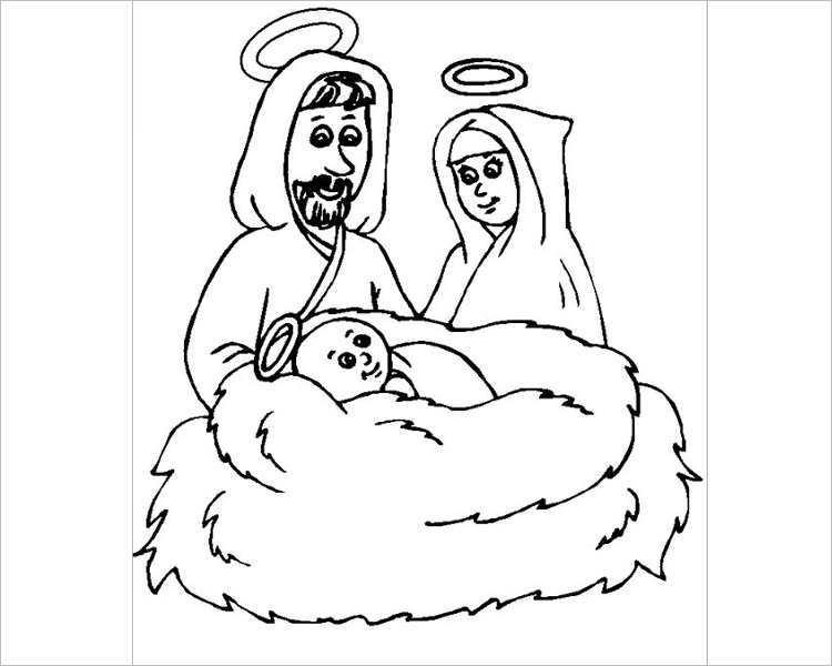 free-printable-joseph-mary-and-baby-jesus