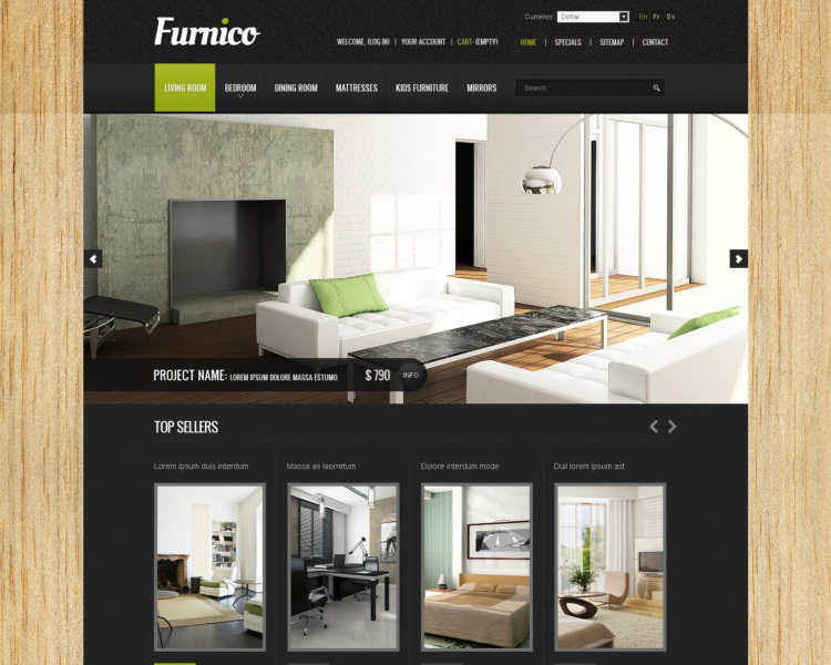 furnico-prestashop-theme-template