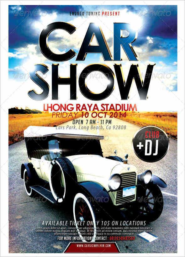 garage-car-show-flyer