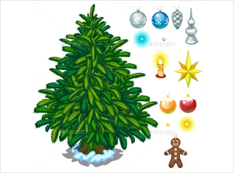 garland-decoration-x-mass-tree