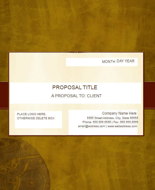 generic-business-proposal-template