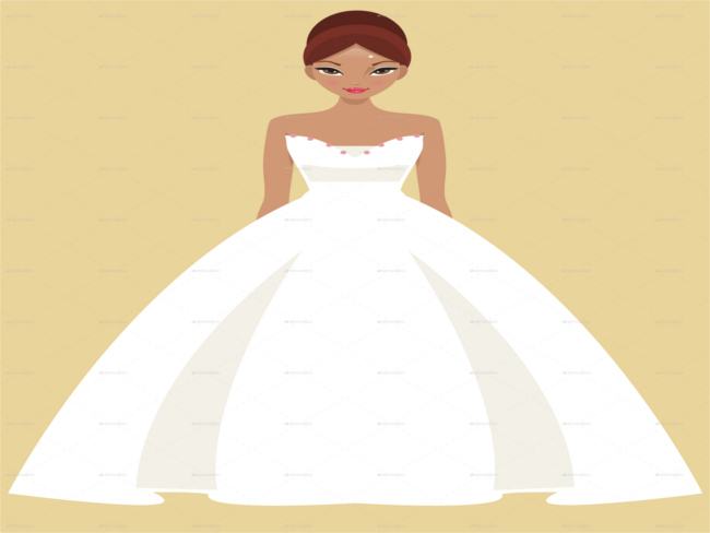 illustration-christmas-bridal-collection-wear