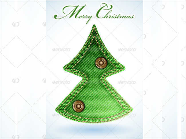 invitation-jeans-background-christmas-texture