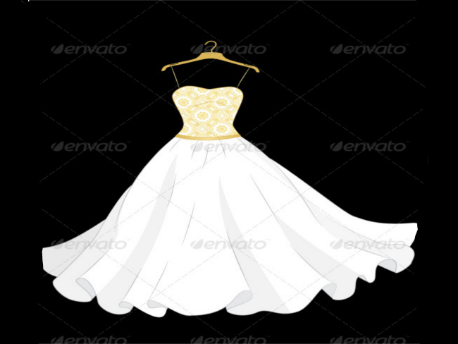 isolated-lace-christmas-wedding-design