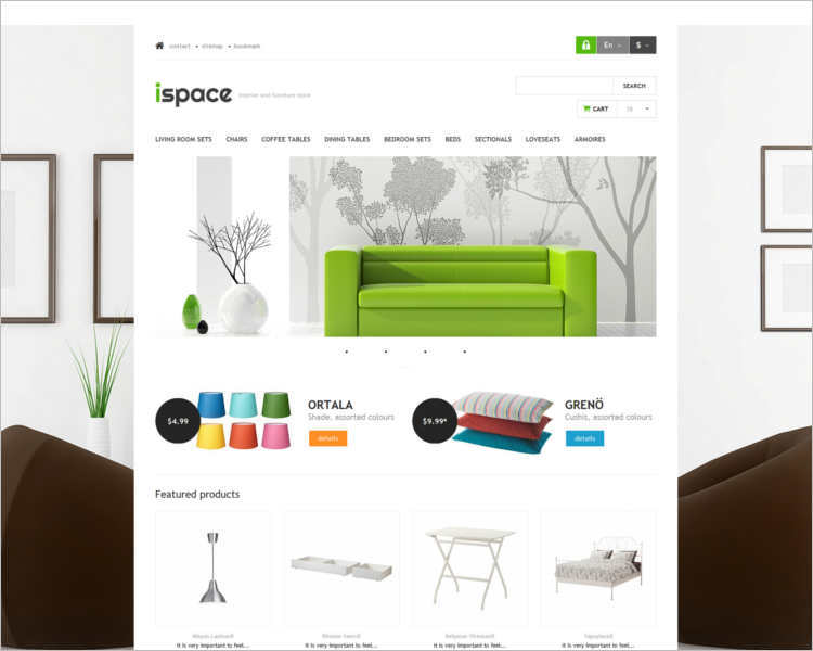 ispace-funiture-prestashop-theme-template
