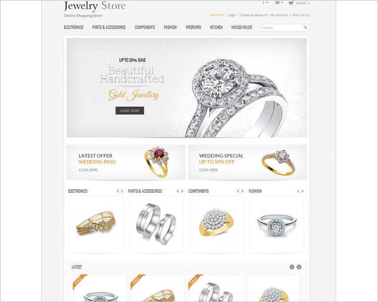 jewelery-store-responsiveopen-card-php-theme-template