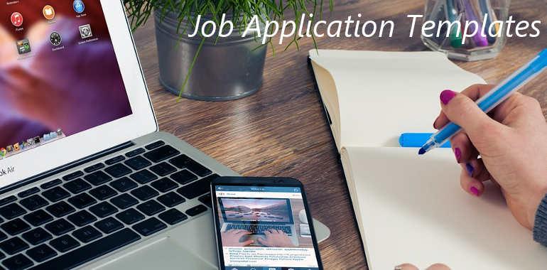 job-application-templates