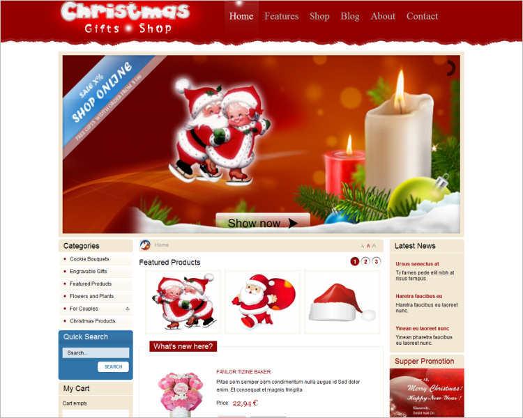 joomla-christmas-website-template