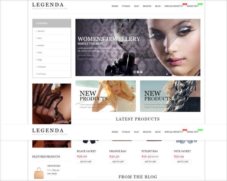 latest-products-prestashop-them-template