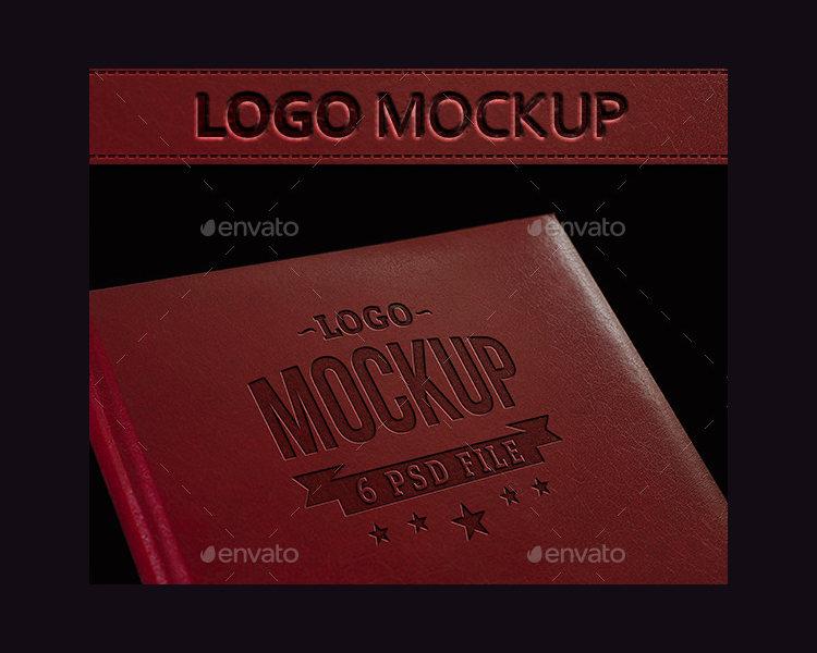 leather-logo-mock-up