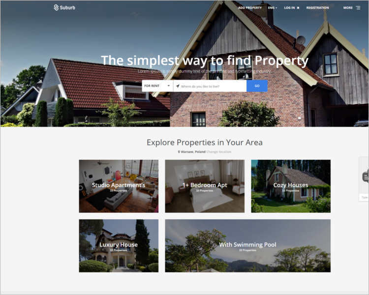 listing-property-html5-website-template