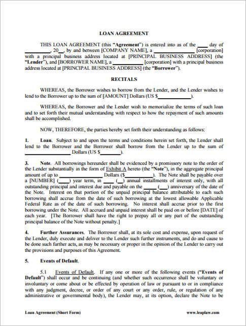 loan-agreement-form-template-pdf