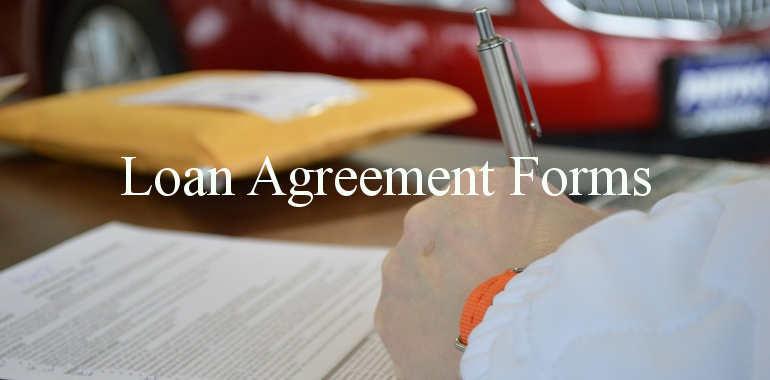 Loan Agreement Template