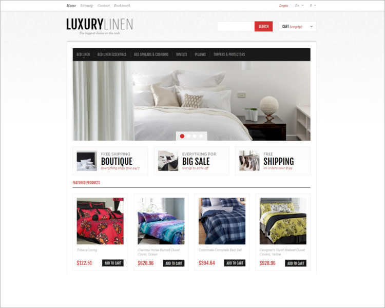 luxuryline-prestshop-theme-template