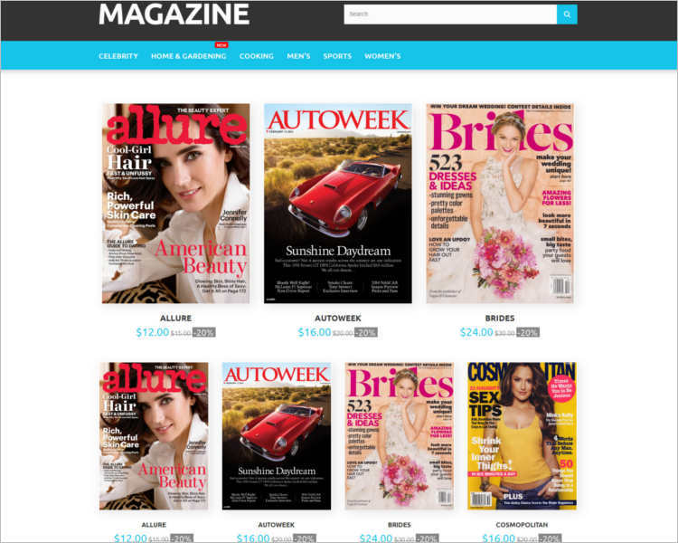 magazine-prestashop-them-template