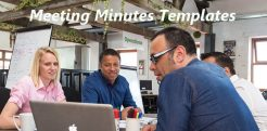 36+ Best Meeting Minutes Templates