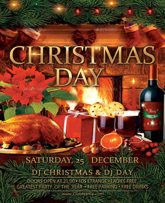 merry-christmas-bash-dj-flyer