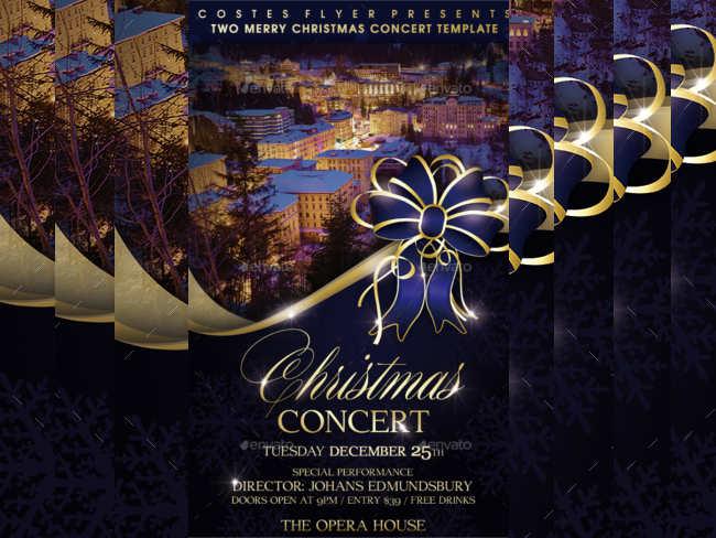 merry-christmas-concert-idea-template