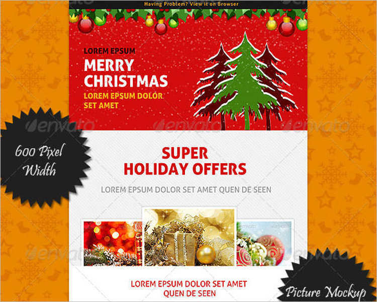 minimal-christmas-email-template