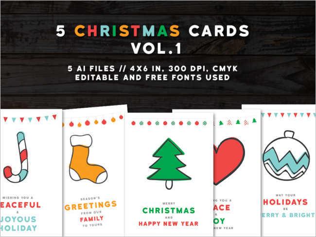 minimal-christmas-greeting-card