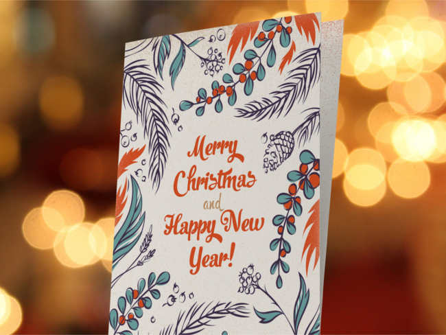 mistletoe-christmas-greeting-card
