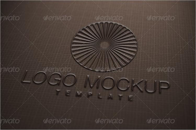 ModernLogo Mockup Design