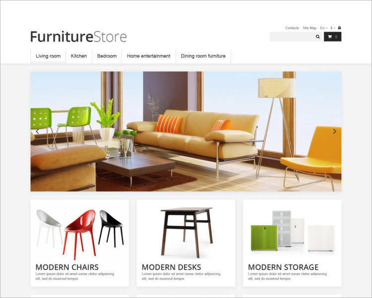 modren-house-furniture-prestshop-theme