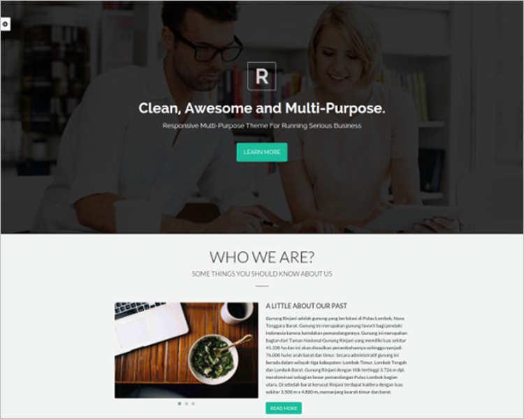 multipurpose-html5-website-template