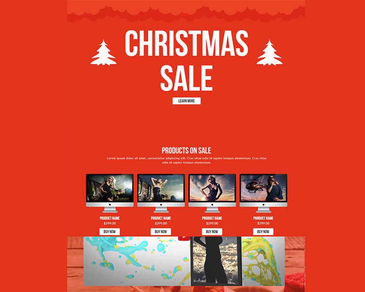 muse-landing-christmas-website-template