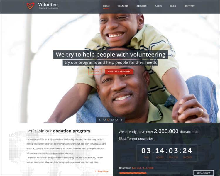 non-profit-organizaton-html-template