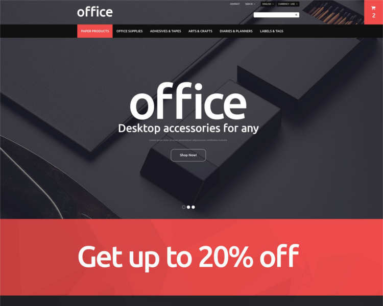 office-desktop-accessories-prestashop-theme-template