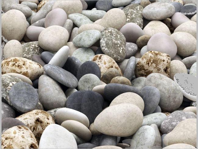 pebbles-3d-texture