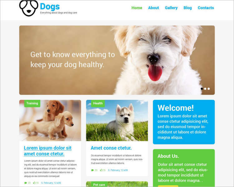 pet-dog-responsive-php-theme-template