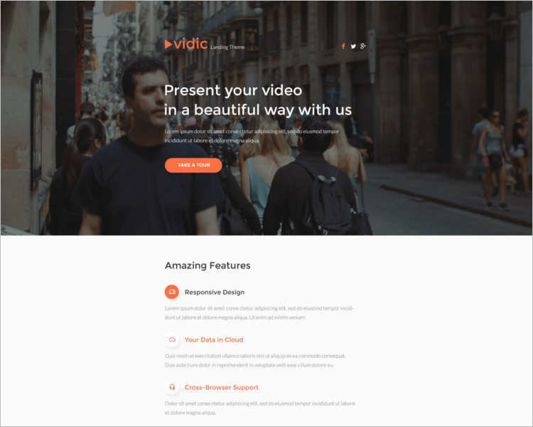 popular-video-gallery-landing-page-template