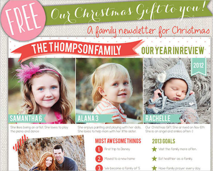 24+ Best Christmas Email Templates - Creativetemplate | Creative