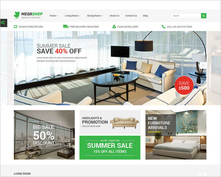 premium-prestashop-theme-template