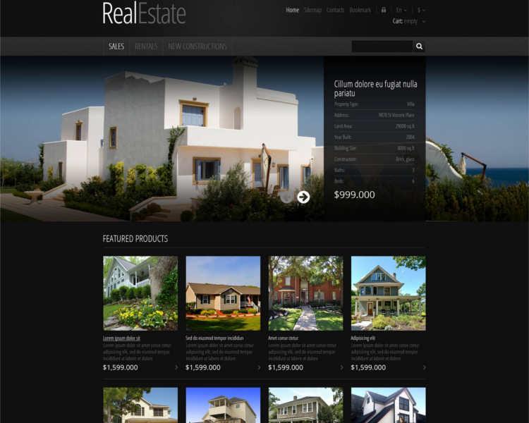 real-estate-prestashop-them-template