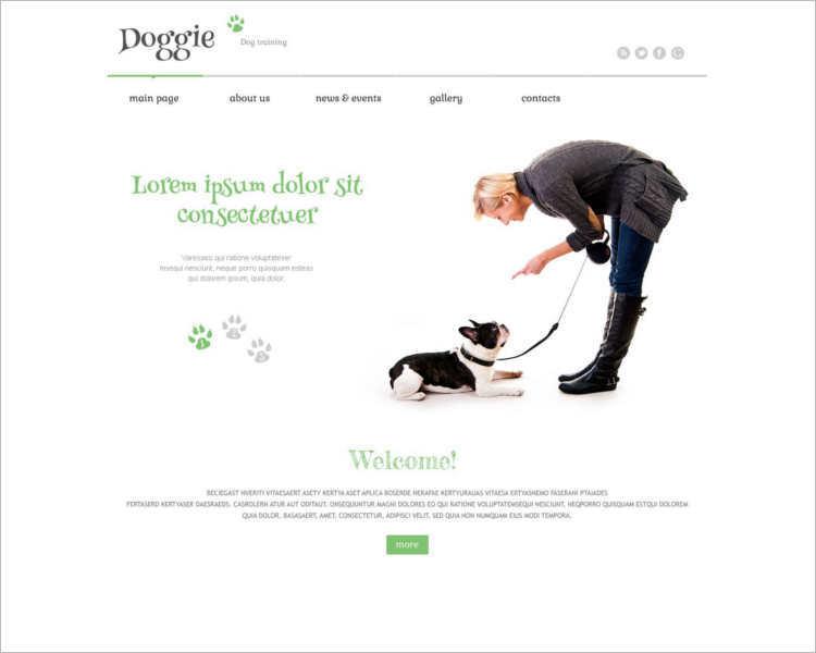 responsive-dog-wordpress-theme-template
