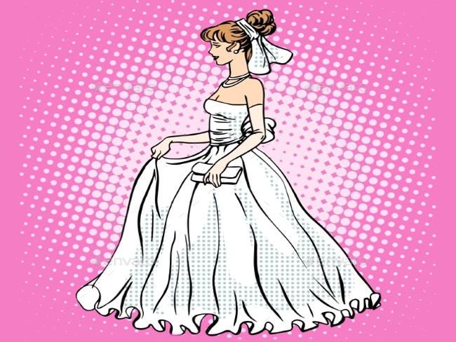 retro-fashion-christmas-wedding-bridal-design-festoon