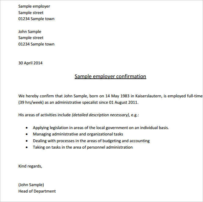 sample-employer-conformation-template