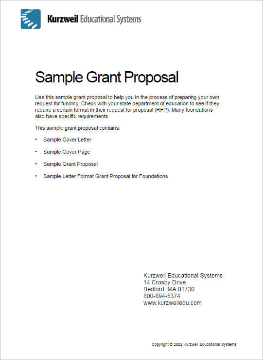 128 Business Proposal Template Word Sample PDF Format – Sample Proposal