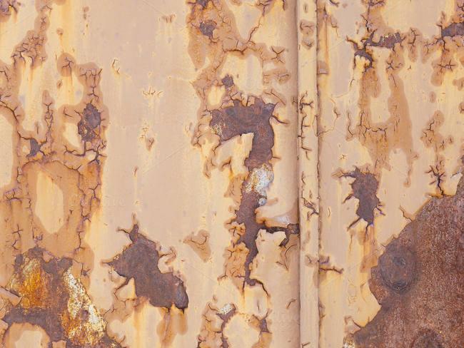 shabby-metal-wall-texture
