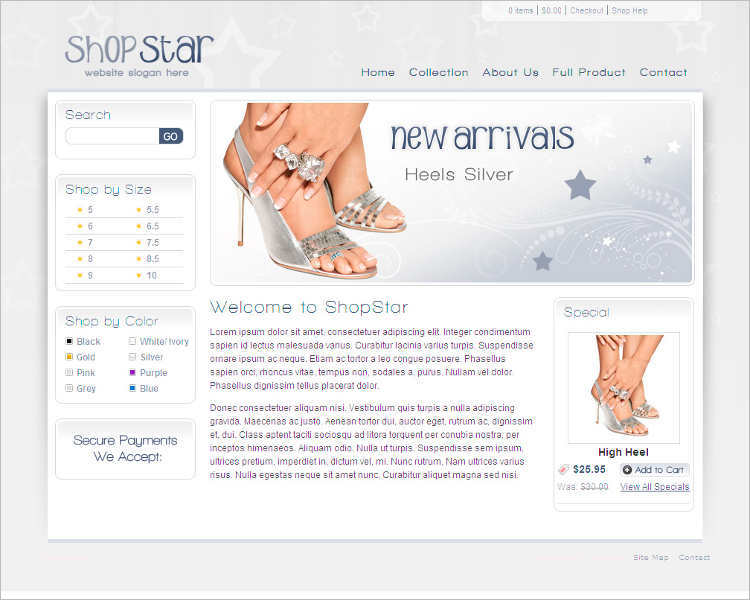 shop-star-jewelry-php-website-template