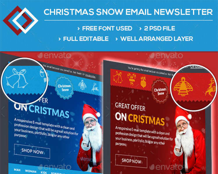 snow-christmas-email-newletter-template