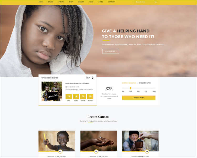social-welfare-charity-html-template